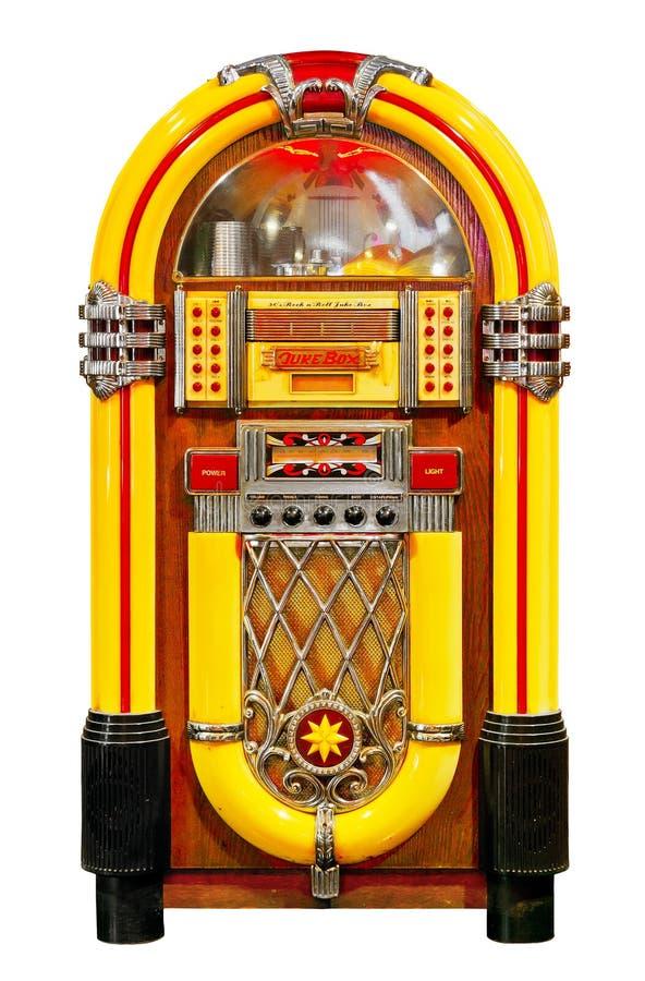 Jukebox stock images