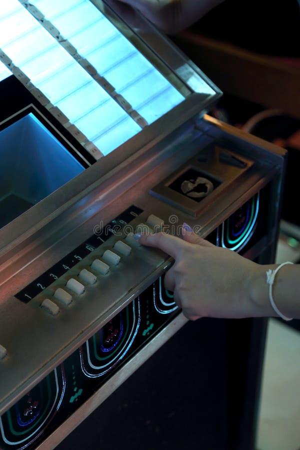 jukebox fotos de stock