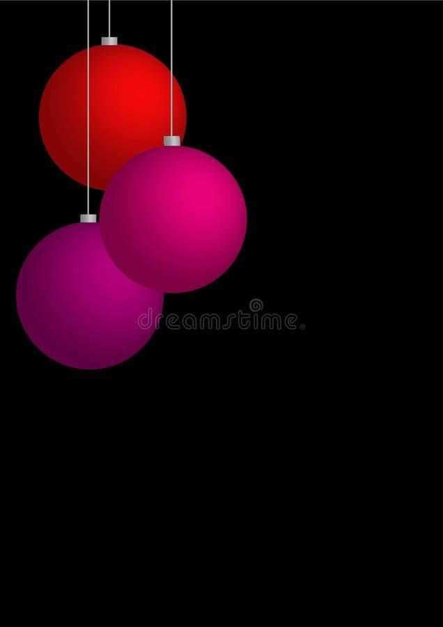 jul för boll 3d fotografering för bildbyråer
