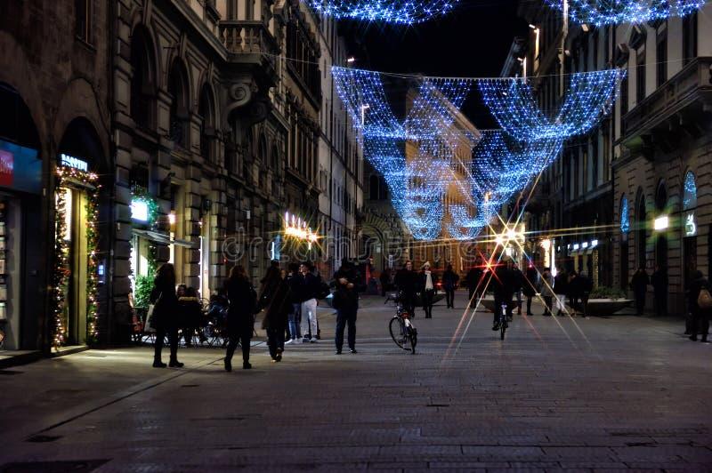 Download Jul i Florence redaktionell arkivbild. Bild av händelse - 106839192