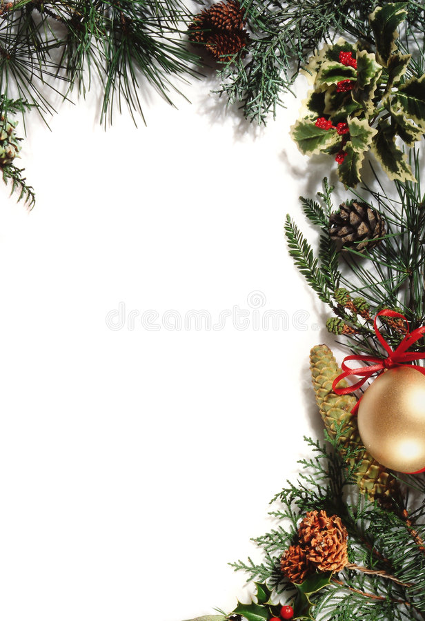 jul ornament2 royaltyfria foton