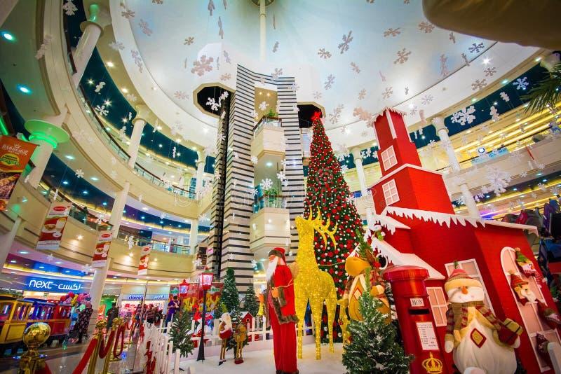 Jul Santa Claus royaltyfri foto