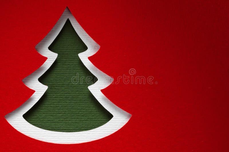 Jul skyler över brister bakgrundstextur, papercrafttema arkivfoton