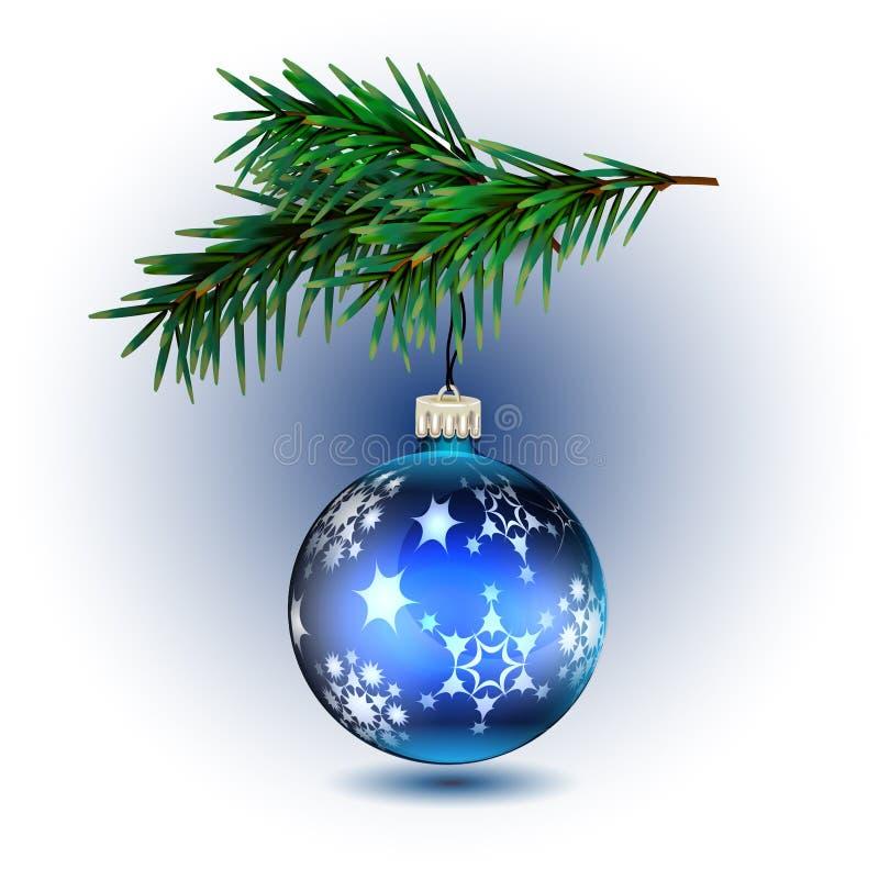 julen dekorerar nya home idéer för garnering till royaltyfri illustrationer