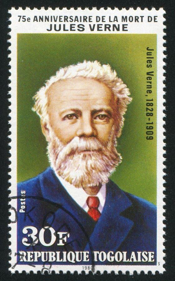 Jules Verne stockbilder