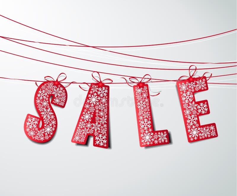 Download Julförsäljning vektor illustrationer. Illustration av gåva - 27284466
