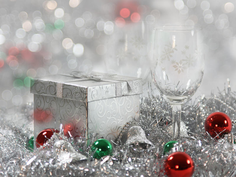 Julferie. royaltyfria bilder