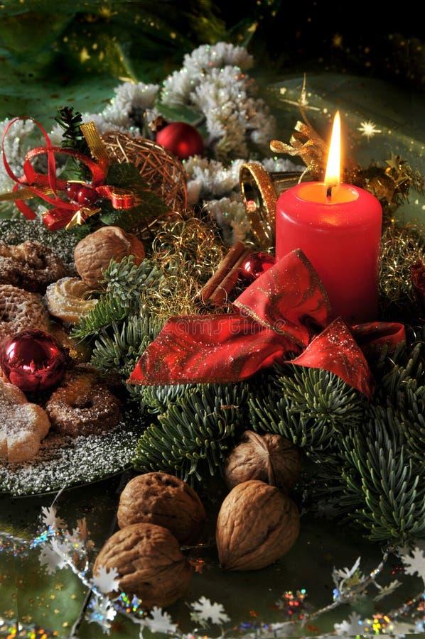 julfunktionsfoto fotografering för bildbyråer