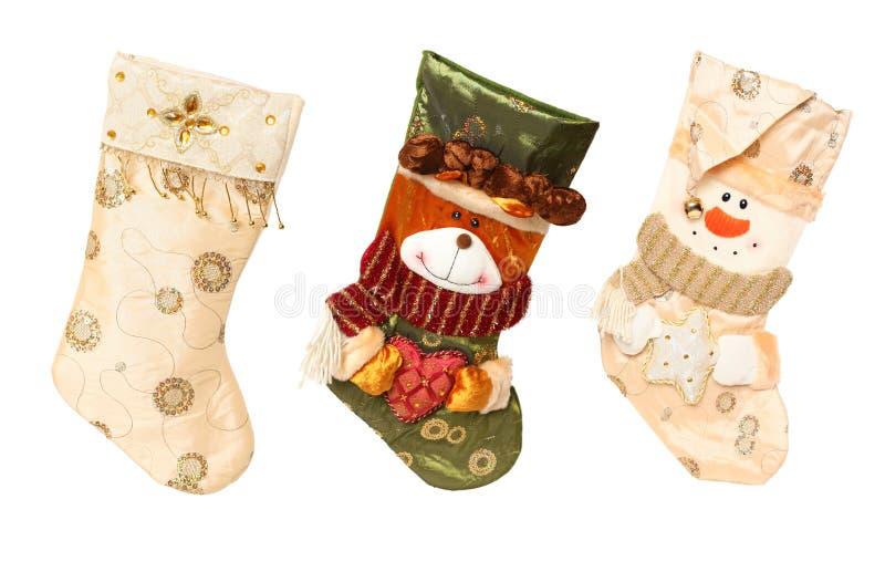 julgåvastrumpor arkivfoton