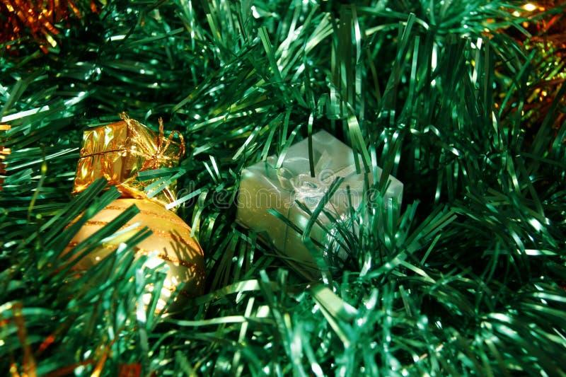 julgåvatid fotografering för bildbyråer