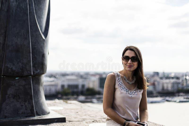 Julia Bauer photo libre de droits