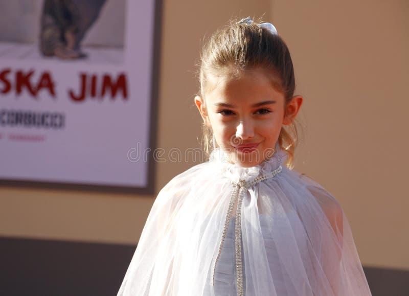 Julia Butters stock foto's