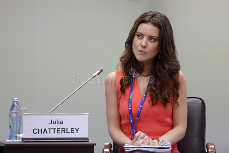 Julia Chatterley editorial image. Image of julia, event ...