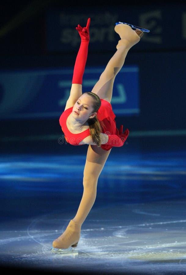 Julia LIPNITSKAIA (RUS) images stock