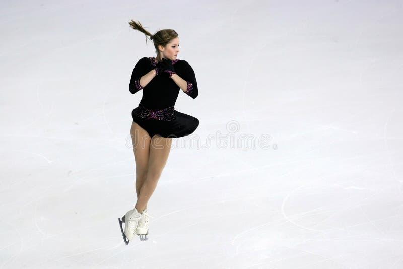Julia LIPNITSKAIA (RUS) image libre de droits