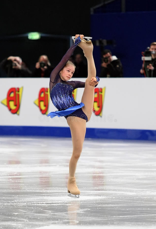 Julia LIPNITSKAIA (RUS) photos stock