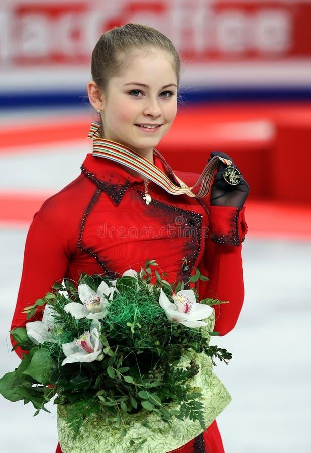 Julia LIPNITSKAIA (RUS) obraz stock