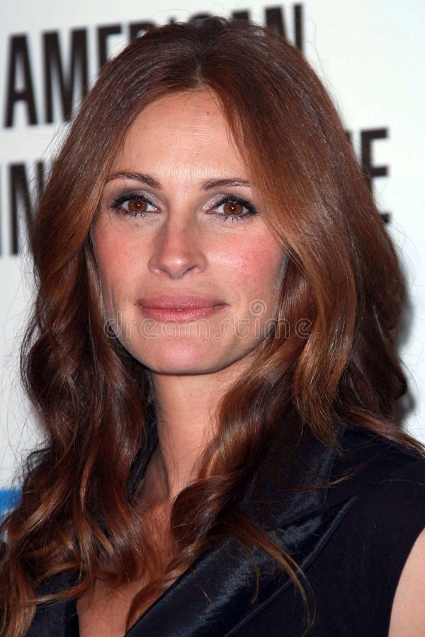 Julia Roberts stock image