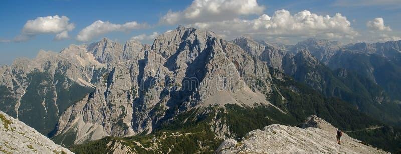 Download Juliańscy Alps, Slovenia obraz stock. Obraz złożonej z żyletka - 28973635
