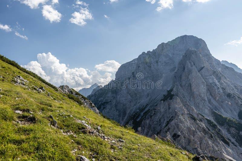 Julian Alps in Summer 2018 stock photos