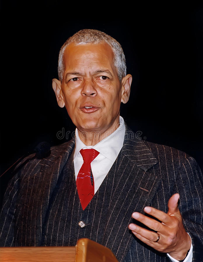 Julian Bond arkivfoto
