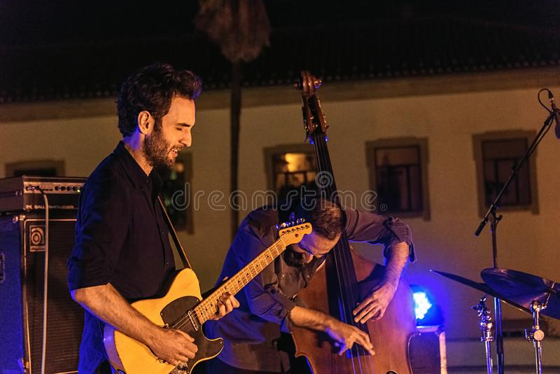 Julian Lage Live 001 images stock
