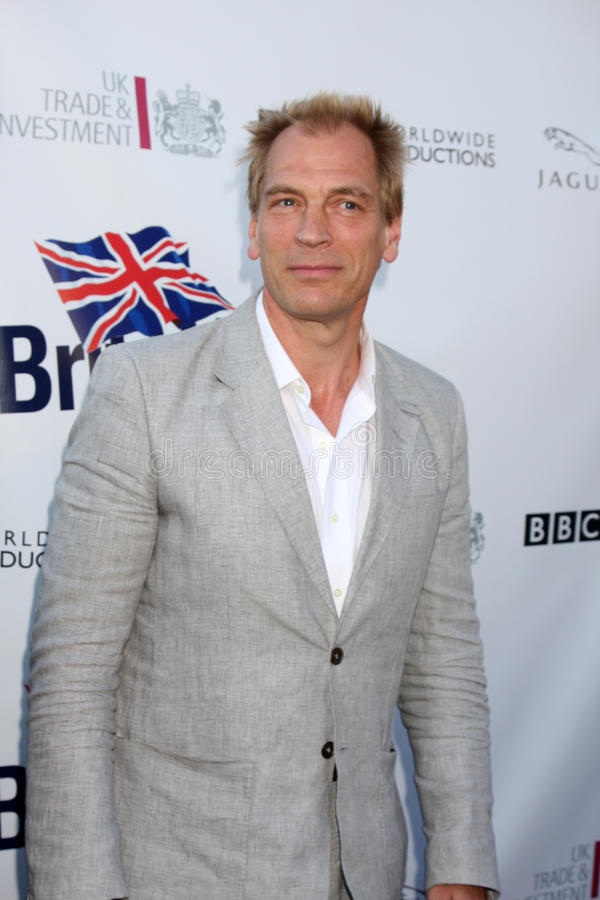 Download Julian Sands editorial stock image. Image of 2011, residence - 24604734