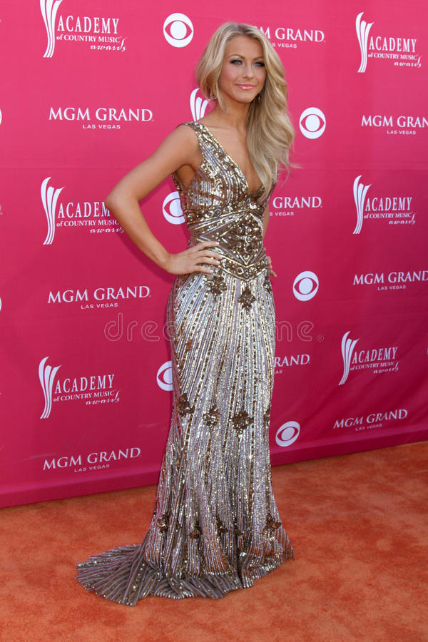 Download Julianne Hough editorial stock image. Image of country - 36724769