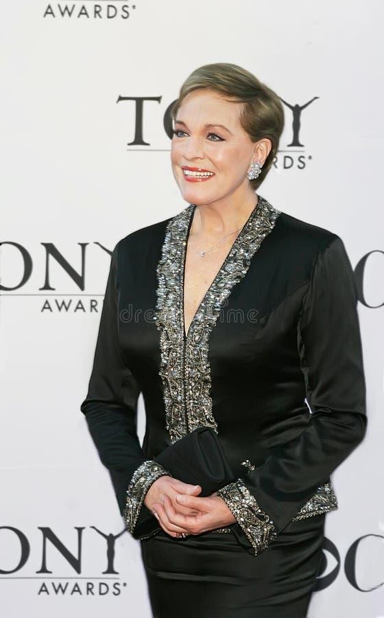 Free Julie Andrews At 2006 Tony Awards Stock Photo - 195764980