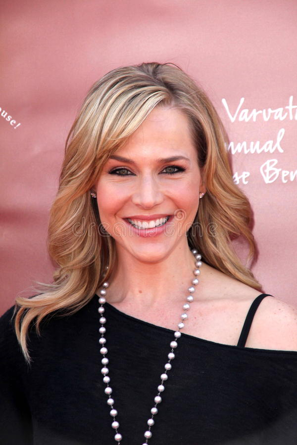 Julie Benz royaltyfria foton