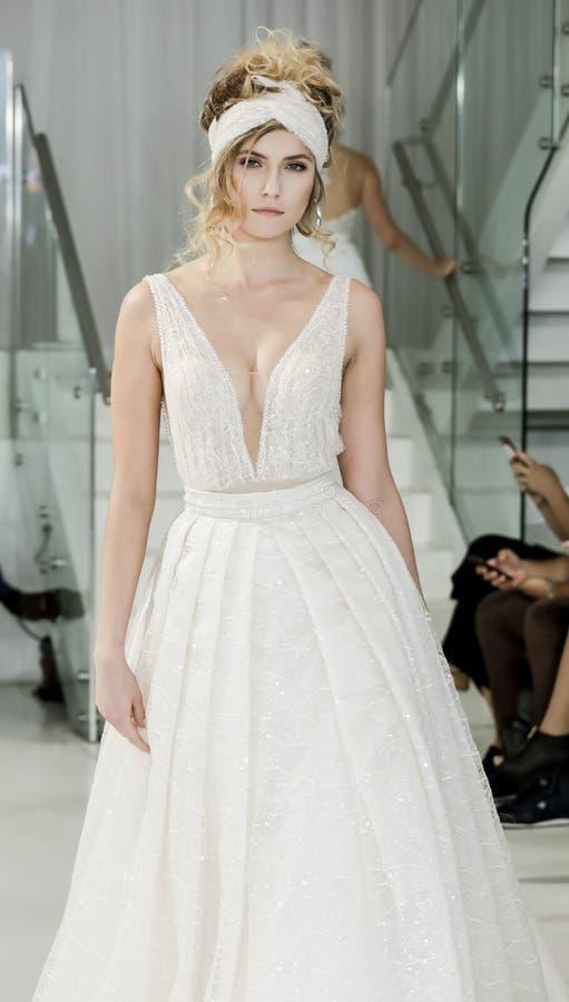 Julie Vino FW18 Bridal fotografia royalty free