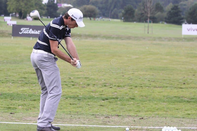 Download Julien Guerrier, Vivendi Golf Cup, Sept 2010 Editorial Stock Photo - Image: 16278138