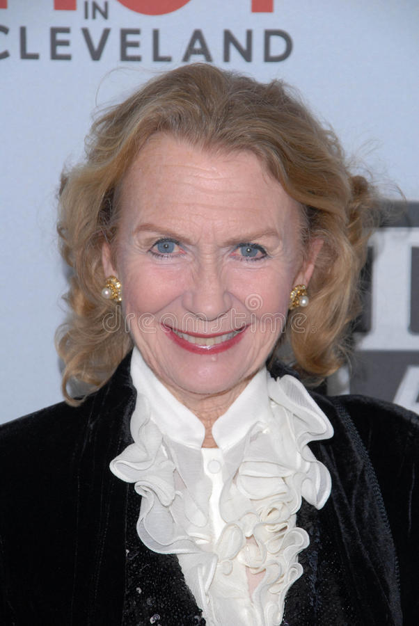Juliet Mills. At the Hot In Cleveland/Retired at 35 Premiere Party, Sunset Tower, West Hollywood, CA. 01-10-11 stock image