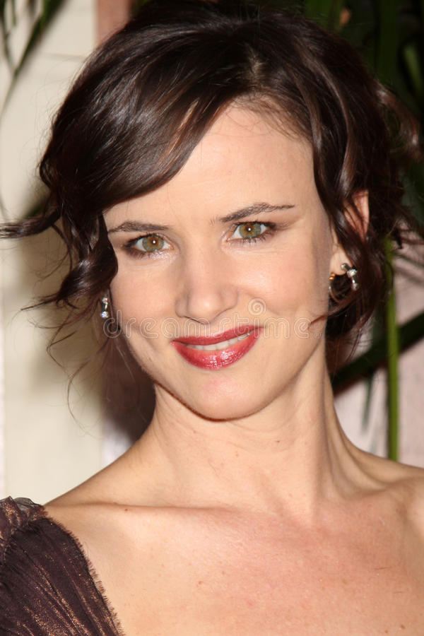 Juliette Lewis. Arriving at the Ninth Annual AARP the Magazine`s Movies for Grownups Awards Gala Beverly Wilshire Hotel Beverly Hills, CA February 16, 2010 royalty free stock photo