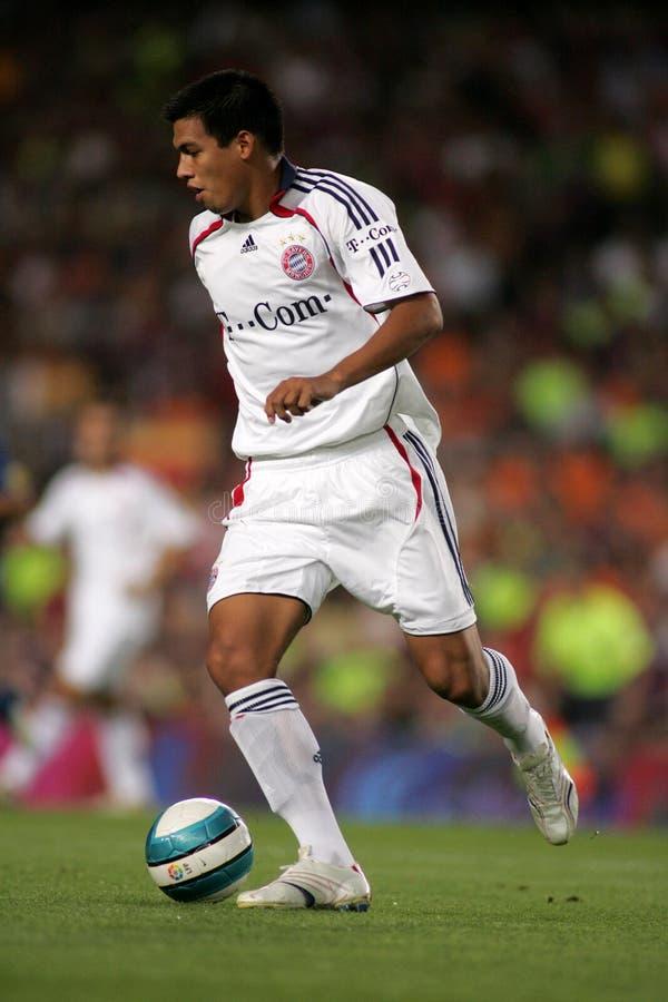 Julio Dos Santos Of Bayern Munich Editorial Stock Photo