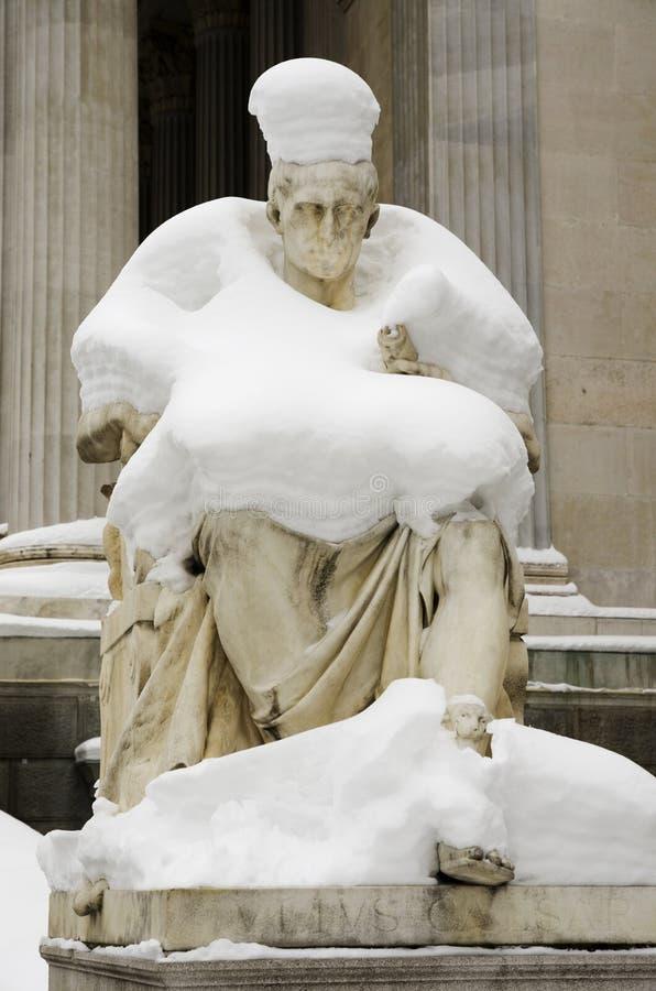Download Julius Ceasar sculpture stock photo. Image of archeology - 29230960
