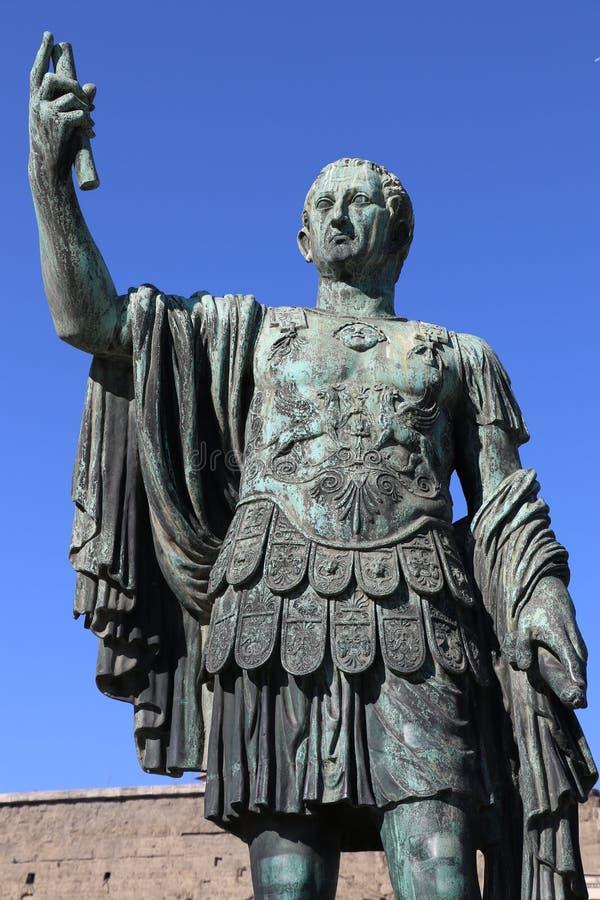 Juliusz cezar obraz stock