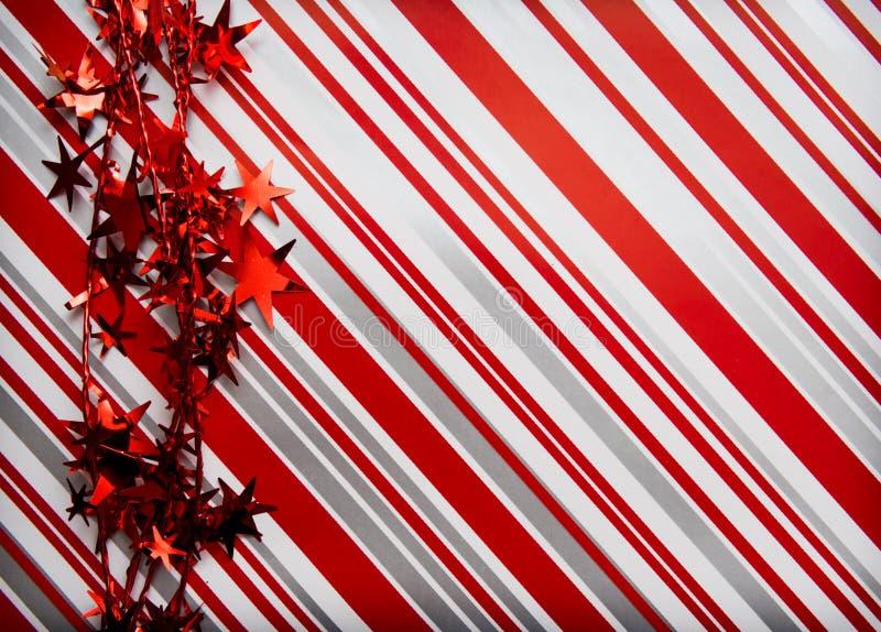 Julklappbakgrund arkivbilder