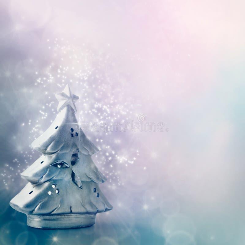 Julkort. royaltyfri bild