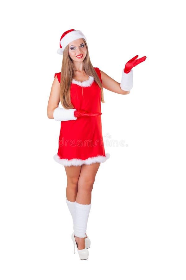 Download Julkvinna fotografering för bildbyråer. Bild av nytt - 27282751