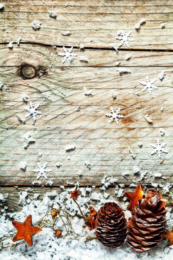 Jullandsbakgrund arkivfoto
