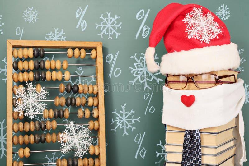 Julprissänkningar royaltyfri bild