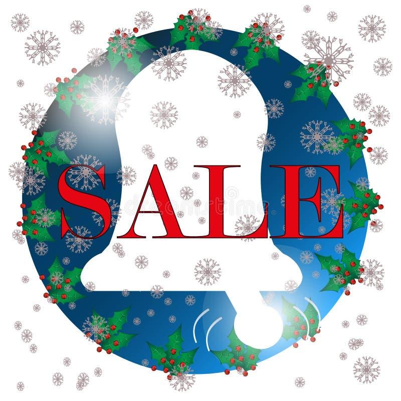 Download JulSale Tecken, Symbol, Vit Bakgrund Stock Illustrationer - Illustration av snowflake, glatt: 78727046