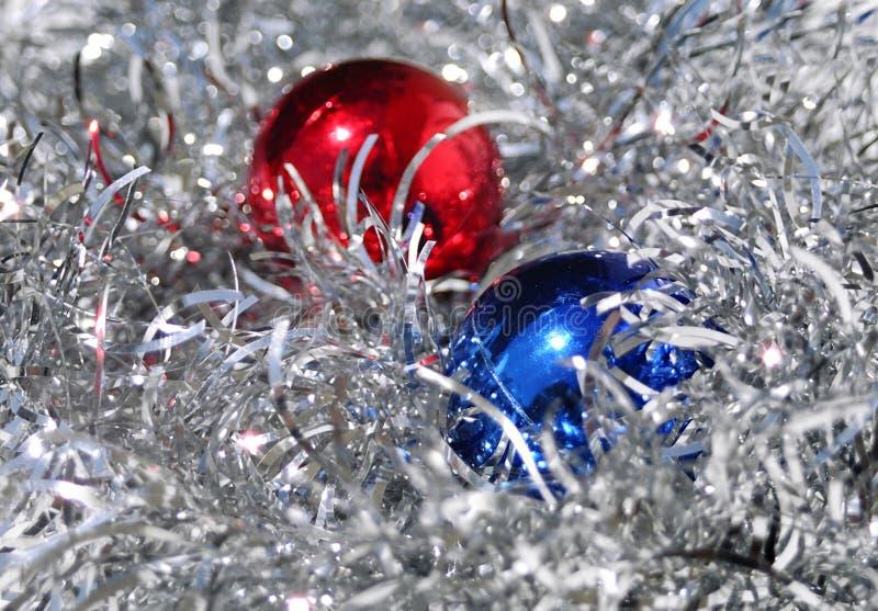 Julsparkle Arkivfoton