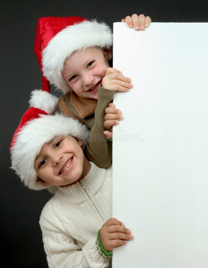 julstående royaltyfri bild