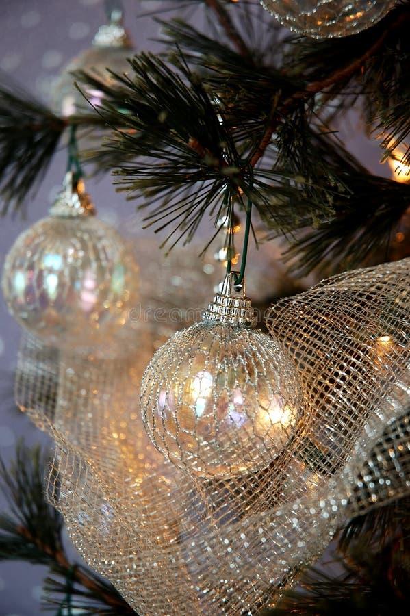 Download Jultree fotografering för bildbyråer. Bild av dekorera - 247773