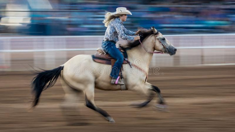 Woman With Cowboy Boots Editorial Photo Image Of