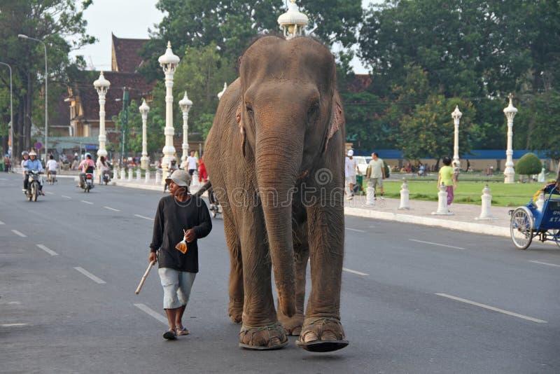 Download Jumbo in Phnom Penh editorial stock image. Image of large - 15781954