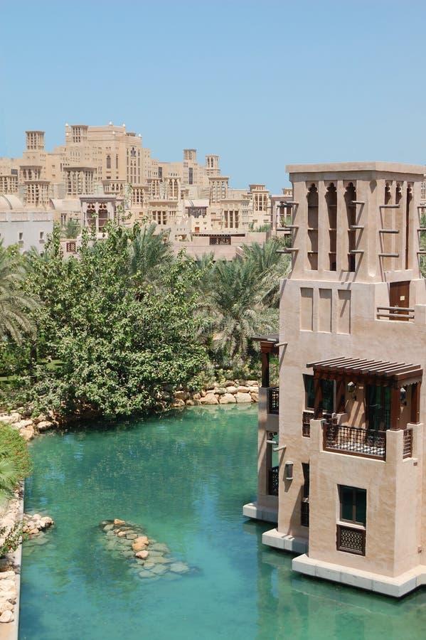 Jumeirah fotografia stock