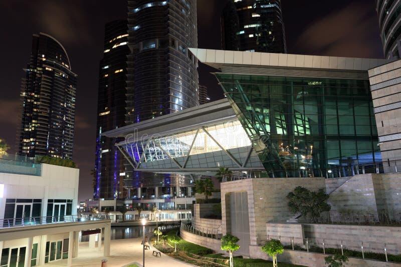 Download Jumeirah Lake Towers, Dubai Stock Photo - Image: 23210752